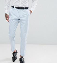 Голубые узкие брюки Noak Wedding - Синий