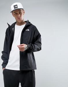 Черная водонепроницаемая куртка с капюшоном The North Face Stratos - Черный