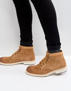 Замшевые ботинки UGG Vestmar Treadlite - Бежевый