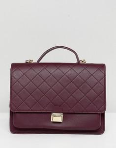 Бордовый рюкзак Marc B - Красный