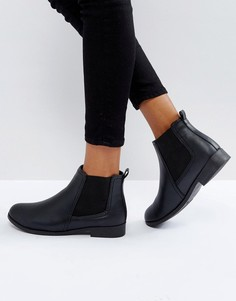 Ботинки челси Boohoo - Черный