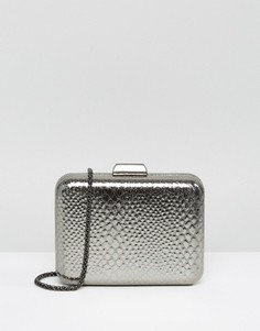 Фактурная сумка Coast - Серебряный
