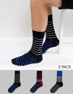 3 пары носков Ben Sherman - Мульти