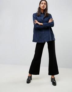 Расклешенные джинсы Waven Fenn - Черный