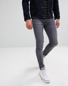 Темно-серые джинсы скинни Waven - Серый