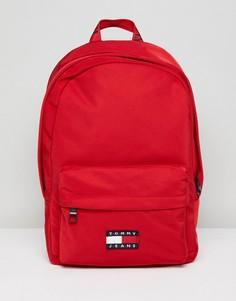 Красный рюкзак с логотипом в стиле 90-х Tommy Jeans Capsule - Красный
