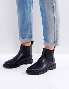Ботинки челси Monki - Черный