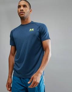 Спортивная футболка CoreX - Темно-синий