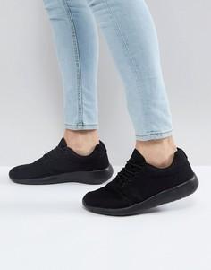 Черные кроссовки Loyalty & Faith - Черный