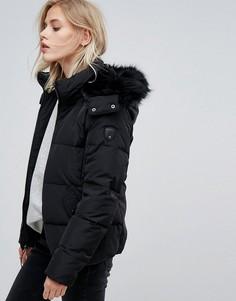 Дутая куртка Only - Черный
