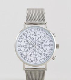 Часы Reclaimed Vintage Inspired эксклюзивно для ASOS - Серебряный