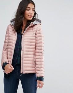 Легкая дутая куртка Esprit - Розовый