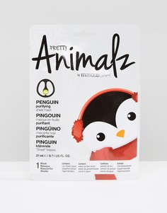 Маска-салфетка Pretty Animalz Penguin - Бесцветный Masque Bar