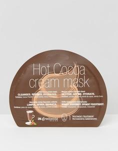 Крем-маска с ароматом горячего шоколада iN.gredients - Бесцветный Masque Bar