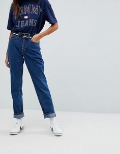 Джинсы в винтажном стиле 90-х Tommy Jeans Capsule - Синий