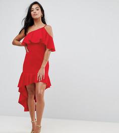 Облегающее платье мини ASOS PETITE - Красный