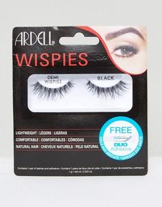 Накладные ресницы Ardell Wispies - Черный