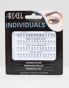 Накладные ресницы средней длины Ardell Individual Lash - Черный