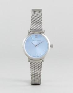 Серебристые часы Larsson & Jennings LCN26 Lugano & Norse Solaris - Серебряный