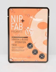 Гидрогелевая маска с экстрактом драконовой крови NIP+FAB - Бесцветный