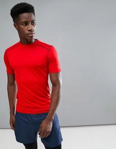 Красная футболка New Look SPORT - Красный