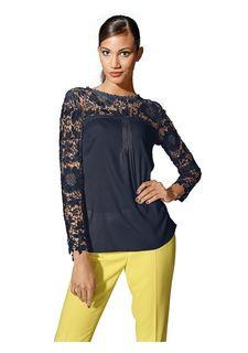 Кружевная блузка PATRIZIA DINI by Heine
