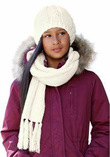 Комплект: шапка и шарф Colors for Life