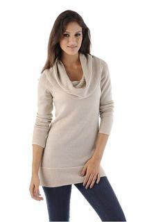 Удлиненный пуловер CHEER