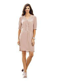 Платье-рубашка LINEA TESINI by Heine