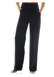 30845d779de4 Купить женские классические брюки с завышенной талией в интернет ...