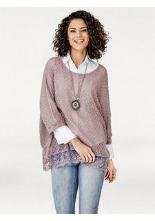 Пуловер LINEA TESINI by Heine