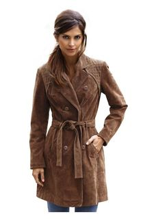 Велюровое пальто RICK CARDONA by Heine