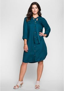 Платье-рубашка sheego