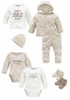 Комплект для малышей, 8 частей KLITZEKLEIN