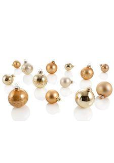 """Комплект шариков """"Goldmarie"""", 30 штук"""