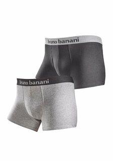 Боксерские трусы, 2 штуки BRUNO BANANI