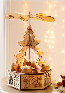 Рождественская пирамида