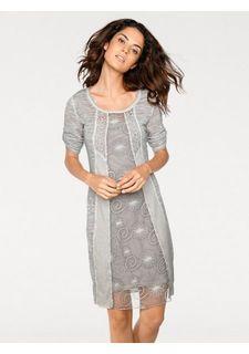 Кружевное платье LINEA TESINI by Heine