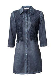 Удлиненная блузка LINEA TESINI by Heine