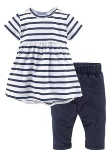 Комплект: платье + легинсы KLITZEKLEIN