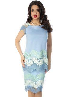 Костюм: блузка и юбка Wisell