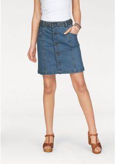 Джинсовая юбка Arizona