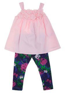 Комплект: сарафан + брюки MINOTI