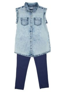Комплект: сорочка + брюки MINOTI
