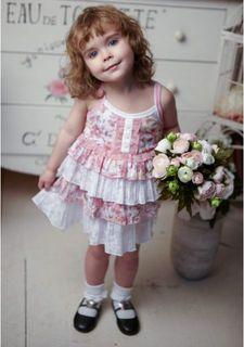Платье Lucky child
