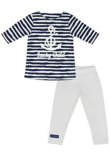 Комплект : туника и брюки Lucky child