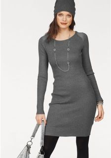 Трикотажное платье MELROSE