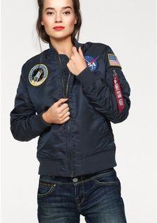 Куртка-бомбер ALPHA