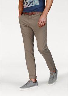 Комплект: брюки чинос + ремень