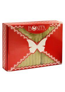 Набор махровых полотенец (2 шт.) BONITA